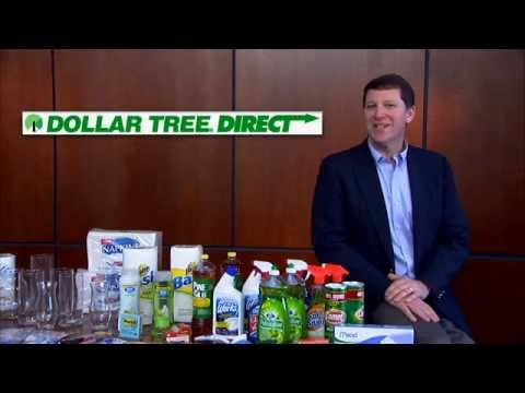 Dollar Tree Direct - Business $1 At A Time