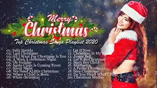 Christmas Music 2020 ❅ Top Christmas Songs Playlist 2020 ❅ Best Christmas Songs Ever