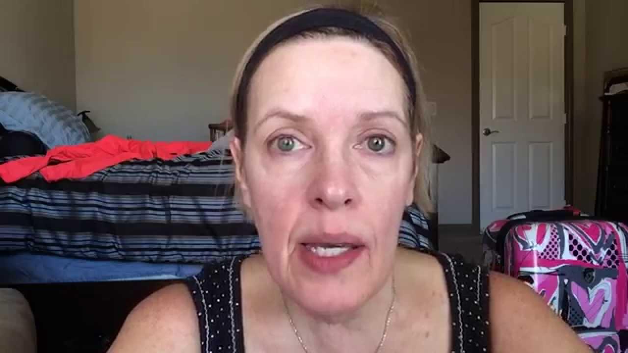 Tretinoin Cream 005 And Botox Brow Lift 1 Week Update Youtube