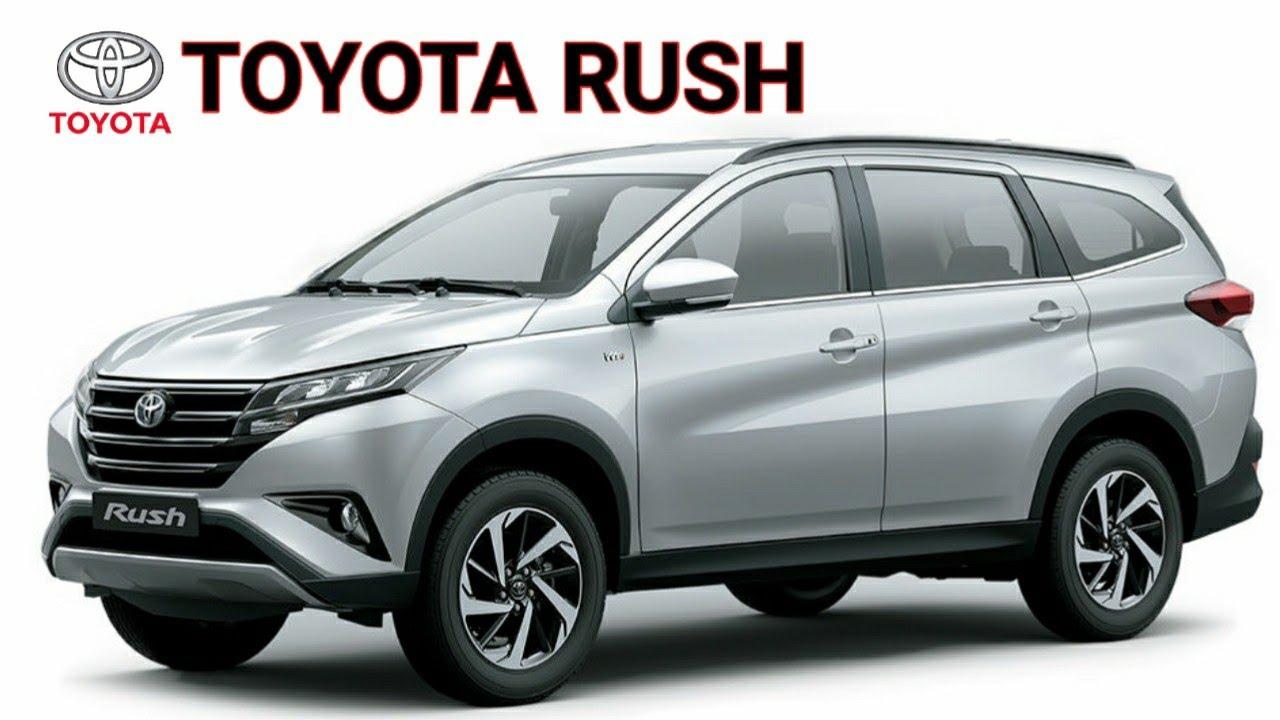 Chi tiết Toyota Rush 2020