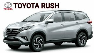 2020 TOYOTA RUSH INDIA PRICE, MILEAGE, ENGINE POWER ALL DETAILS