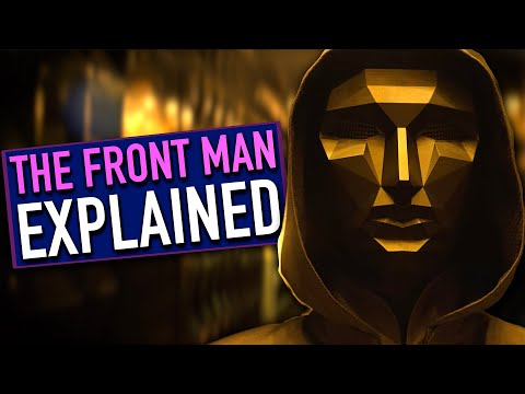 The Front Man Explained   Squid Game Explained