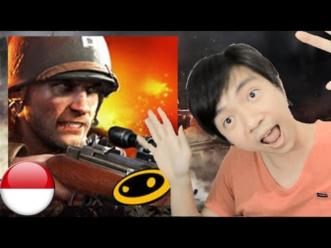 Frontline Commando: WW2 Shooter - Indonesia IOS Android Gameplay - 동영상