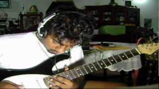 Guitar Idol 2010 Entry - Vishal Ramkissoon