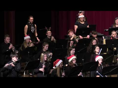 Leslie High School Symphonic Band 12-18-2019