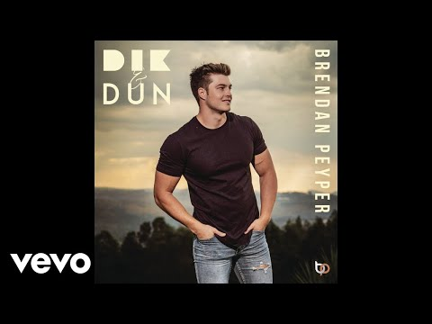 Brendan Peyper – Dik en Dun (Official Audio)