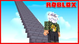 99.999% IMPOSSIBLE TO GET TO THE END OF THIS GAME- Roblox