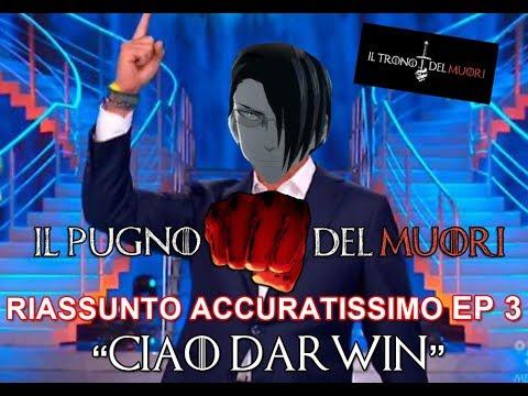 RECENSIONE ONE PUNCH MAN EPISODIO 3 RIASSUNTO ACCURATISSIMO 'CIAO DARWIN SE BECCAMO'