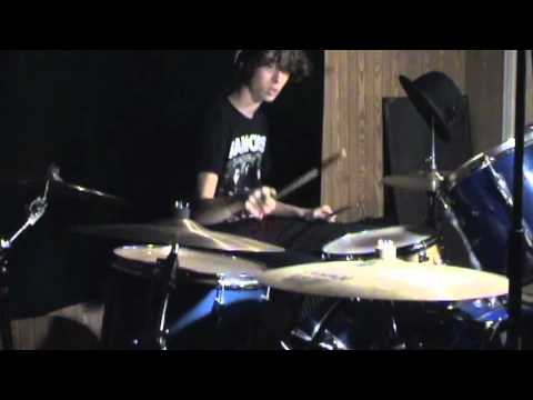 Châteaubriand - Fred Fortin (Drum Cover)