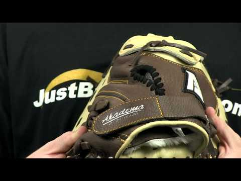 Akadema Fastpitch Series: AAR64 Catchers Mitt With FREE Akadema Sunglasses
