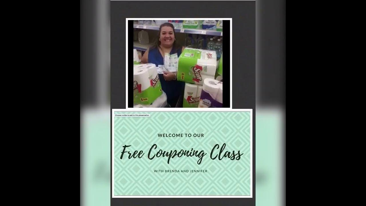 Free Coupon Class (Houston)