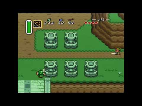 A Link to the Past Low% PB - 1:25:58