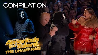 6 UNFORGETTABLE Moments From AGT: Champions! - America's Got Talent: The Champions