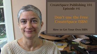 CreateSpace Self-Publishing: Episode #4 Don