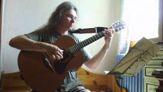 Whittingham Fair (traditional tune from Northumberland) - Guitar : George Lowden S5