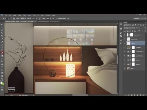 ARCHITECTURAL: Interior Post Production