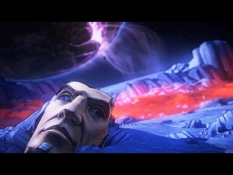 Borderlands The Pre Sequel : Handsome Jack Trailer