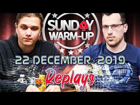 Sunday WARM-UP Lena900 | Mararthur1 | Papan9_p$ | Ssick_OnE Pokerstars 2019