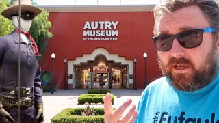 Autry Museum Of The American West - TV Western Props / Historical Outlaw Artifacts & MORE