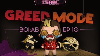 The Binding Of Isaac : Afterbirth [Greed 10] Debuff Is Real