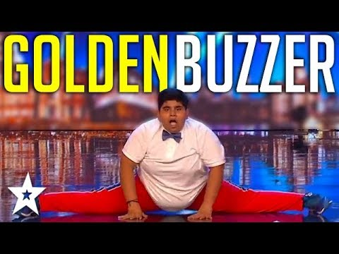 INSPIRING Kid Dance Audition Gets GOLDEN BUZZER On Britain&39;s Got Talent 2019  Got Talent Global