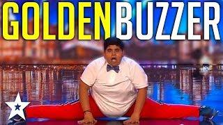 INSPIRING Kid Dance Audition Gets GOLDEN BUZZER On Britain's Got Talent 2019 | Got Talent Global