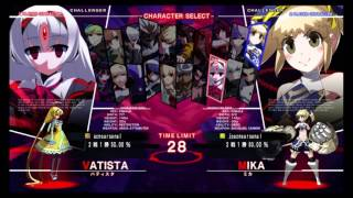 Under Night in-Birth exe:late [st] Day One Battles