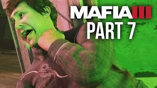 Mafia 3 Gameplay Walkthrough Part 7 - RITCHIE (PS4/Xbox One) #Mafia3
