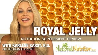 Professional Supplement Review - Royal Jelly