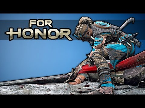 NEW EXECUTIONS! - For Honor Funny Moments