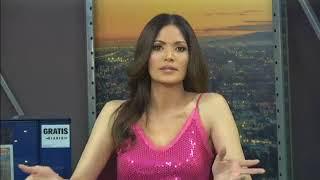 Cynthia Olavarría en Hoy Los Angeles