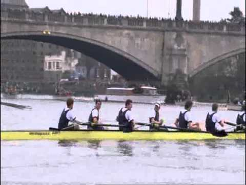 2011 Programme Footage including The Boat Race  and Prize Giving