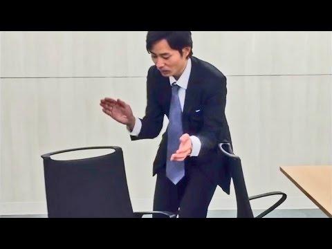 Nissan Autonomous Office Chairs
