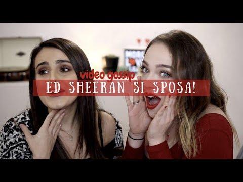 ED SHEERAN SI SPOSA! gossip || K4U.
