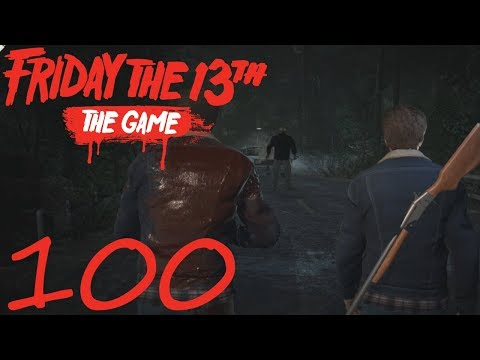 [100] I'm Seeing Double Jarvis! (Friday The 13th The Game)