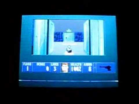 Wolfenstein SDL on APF9328