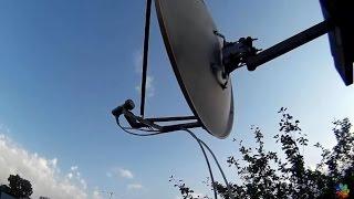 Как установить спутниковую тарелку самостоятельно.(, 2015-06-30T05:12:15.000Z)