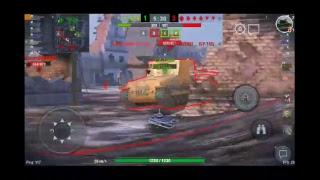 Stream  World of Tanks blitz
