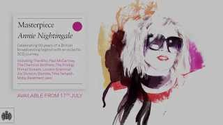 Masterpiece: Annie Nightingale Out 17th July!