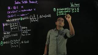Video 2: Scalar Triple Product