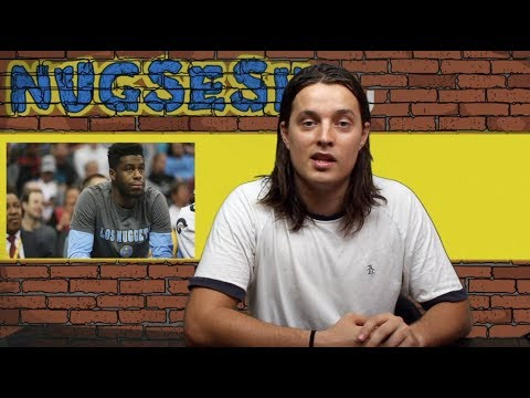 Denver Nuggets Preseason 'Goss n Stuff' | NugSesh Ep. 1