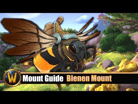 Mount Guide #97: Honigrückenernterin  + RUF Tipps