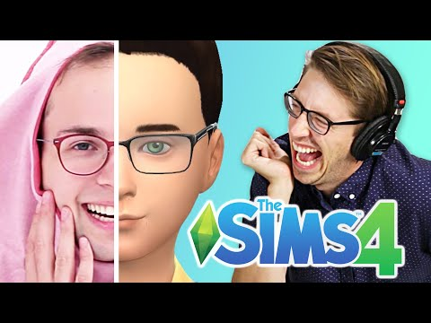 Thumbnail: Keith Controls His Friends' Lives In The Sims 4 • Zach