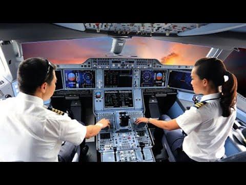 Quay Phim Đào Tạo Hàng Không Vietnam Airline