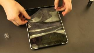 Návod: Jak aplikovat ochrannou fólii Screenshield na displej tabletu