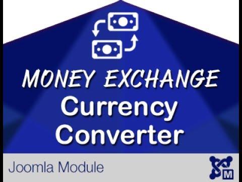 Money Exchange Currency Converter