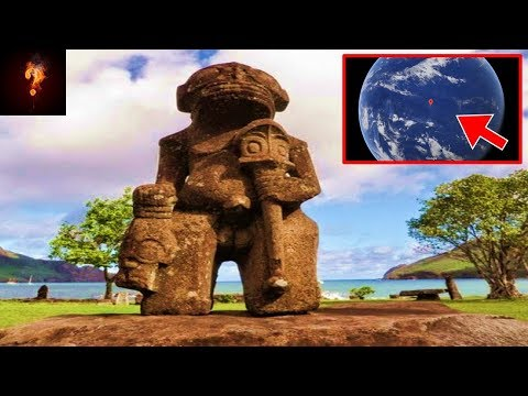 """Ancient Alien Shrine"" On Remote Polynesian Island?"