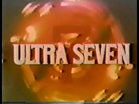 Ultra Seven - Hawaiian English Opening