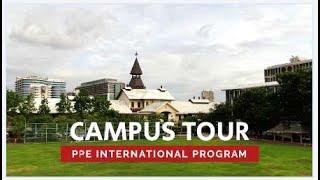 PPE Campus Tour