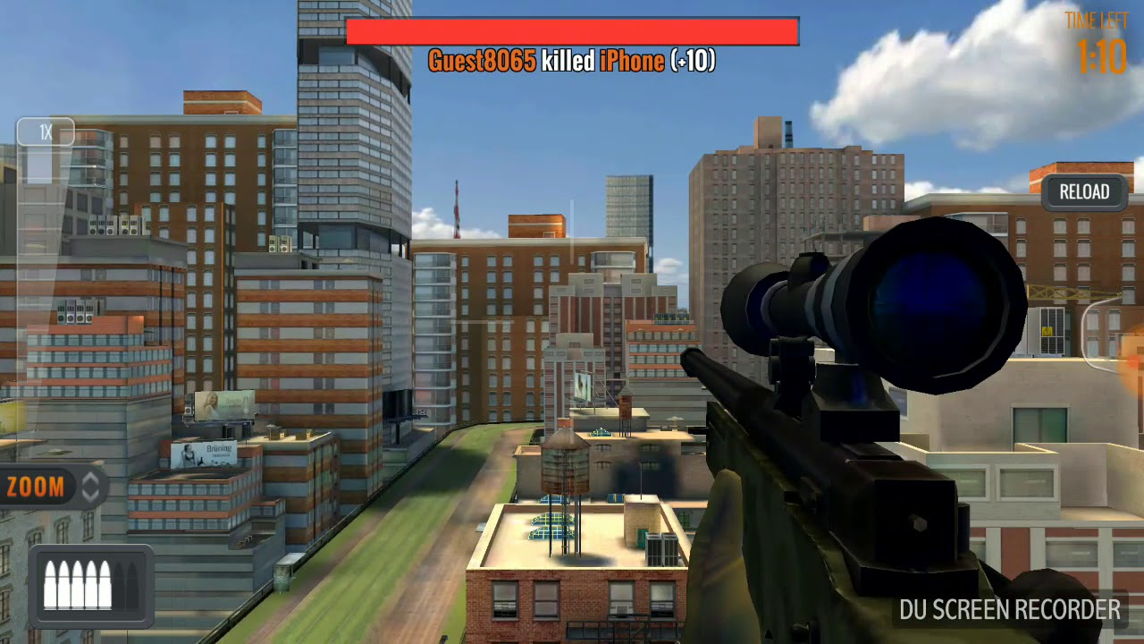 Sniper 3d Pvp Tips And Tricks